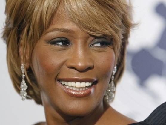 Weltweit am meisten gegoogelt: Die verstorbene Sängerin Whitney Houston.