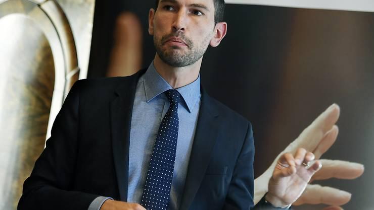 Ethos-Direktor Vincent Kaufmann: Zum 20-Jahr-Jubiläum lanciert die Anlagestiftung einen eigenen Nachhaltigkeitsindex für Schweizer Aktien und öffnet seinen Fonds für Private Anleger.