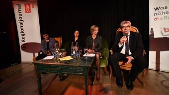 Ständeratswahlen Baselland Podium Kandidaten 2019