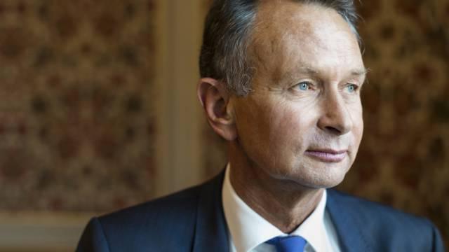 FDP-Präsident Müller distanziert sich von der SVP (Archiv)