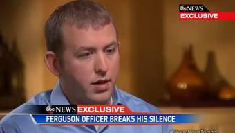 Ferguson-Polizist Darren Wilson