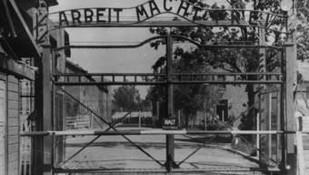 Hier soll Breyer gedient haben: KZ Auschwitz (Archiv)