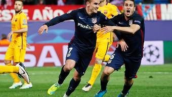 Atletico Madrid wirft Barcelona aus der Champions League – Bayern München nach 2:2 gegen Benfica Lissabon im Halbfinale