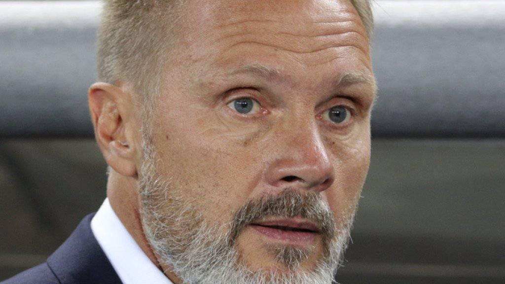 Tritt Thorsten Fink die Nachfolge von Marcel Koller als österreichischer Nationaltrainer an?