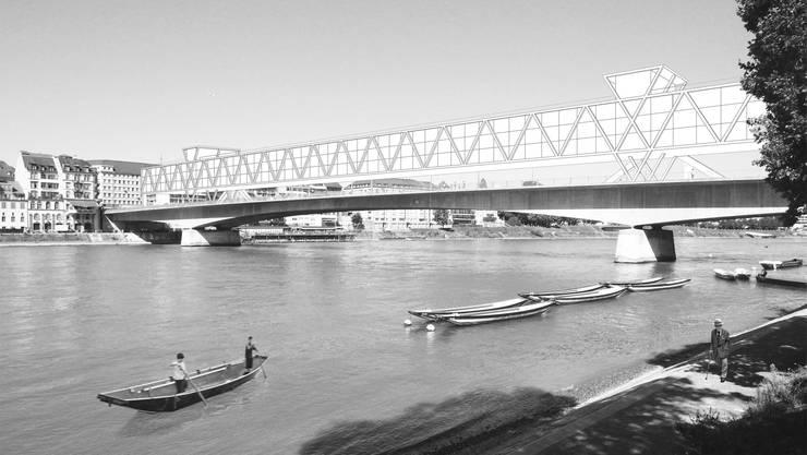 Wohnen auf der Johanniterbrücke