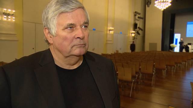 Nahost-Korrespondent Ulrich Tilgner in Aarau