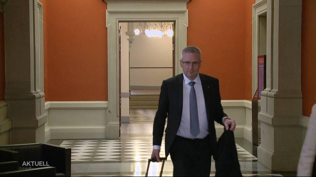 Doppelmandat: Andreas Glarner will SVP-Präsident werden