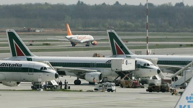 Bald von Lugano in einer Stunde erreichbar: Flughafen Mailand Malpensa (Archiv)
