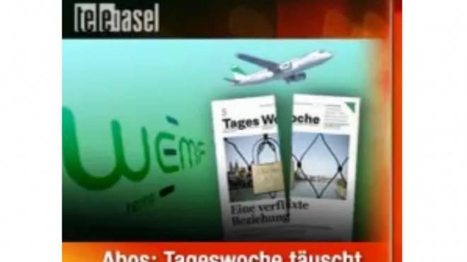 «Telebasel» berichtete in «7vor7».