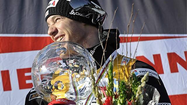 Dario Cologna war im vergangenen Winter der Schweizer Topverdiener.