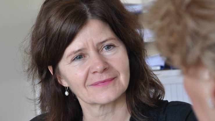 Priska Alldis, ehemalige Dietiker Integrationsbeauftragte, führte schon 2011persönliche Begrüssungsgespräche mit Zuzügern aus dem Ausland.ARCHIV/BHI