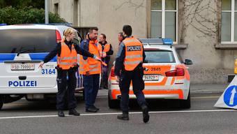 Werden bald Kantonspolizisten für Ordnung in der Stadt Olten sorgen?