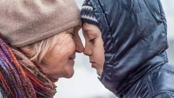 Grosseltern haben kein Recht darauf, ihre Enkel besuchen zu dürfen. (Symbolbild)