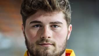 Fabian Haberstich, einst selber bei der EVZ Academy, führte Visp mit 2 Toren, 3 Punkten und einer Plus-4-Bilanz zum 7:1-Sieg in Zug