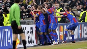 Der FC Basel schafft die Sensation