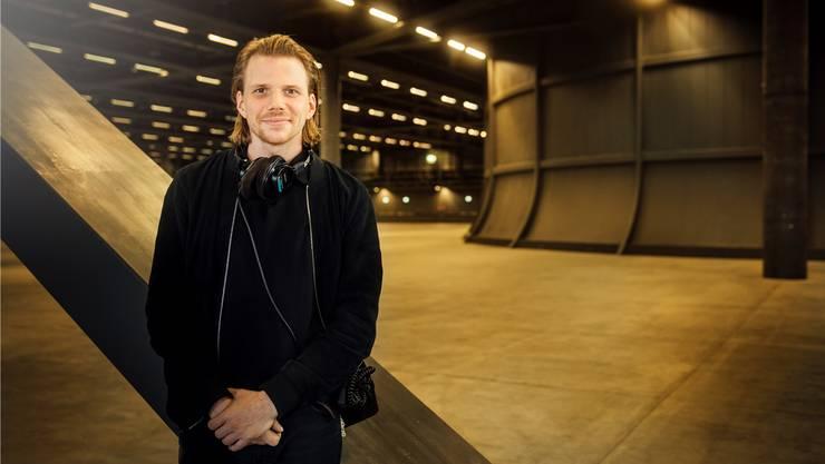 Nutzt zwei Hallen der Messe für die Dreharbeiten an seinem neuen Spielfilm: Tim Fehlbaum.