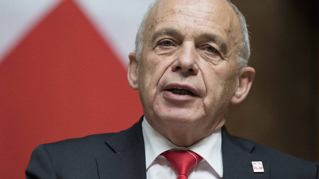 Der neue Bundespräsident plädierte in seiner Neujahrsansprache dafür, den Fortschritt auf den bewährten Werten der Schweiz aufzubauen. (Archivbild)