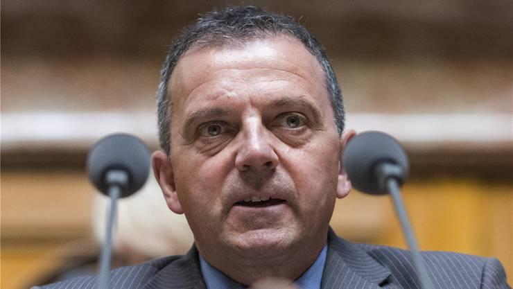 Walter Wobmann (SVP)