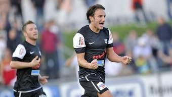 Shkelzen Gashi kehrt aller Voraussicht nach zum FC Aarau zurück