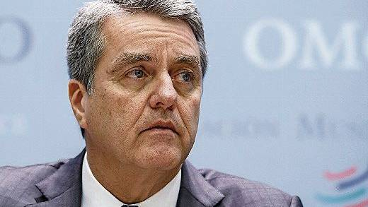WTO-Generaldirektor Roberto Azevêdo.