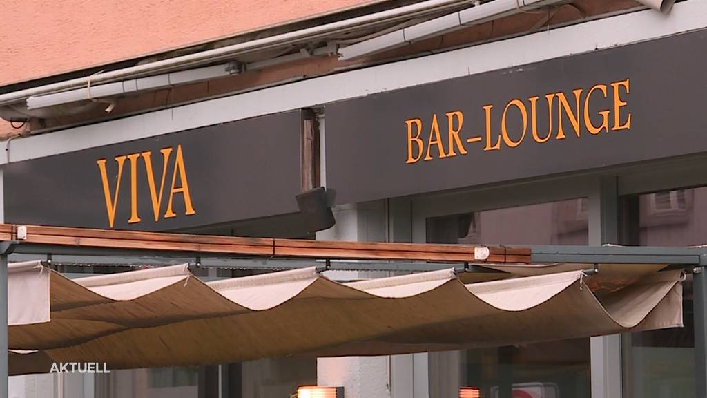 «Viva»-Bar in Baden muss wegen eines Coronafalls schliessen
