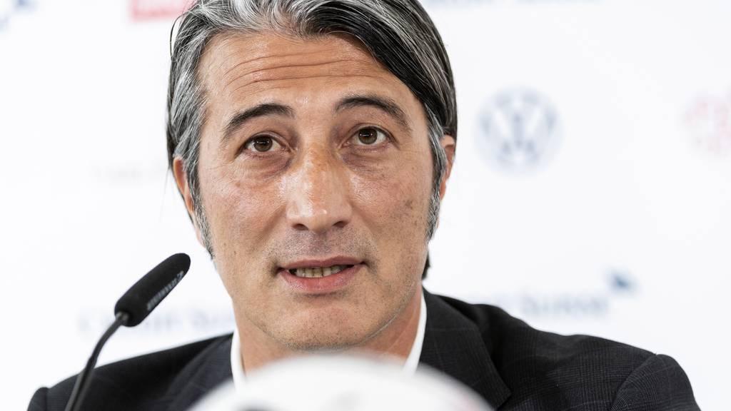 Das sagt Murat Yakin zu seinem neuen Job als Nati-Coach