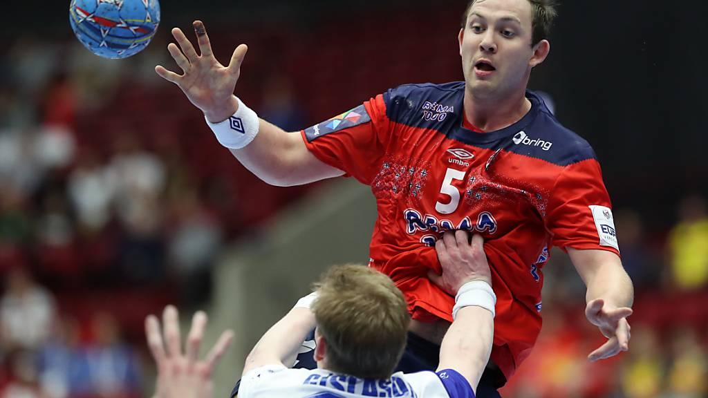 Auch Norwegen steht im Halbfinal