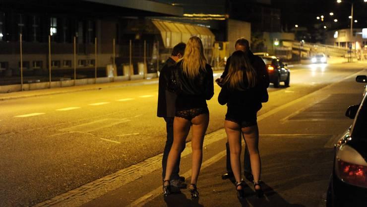 Prostituierte Buchen