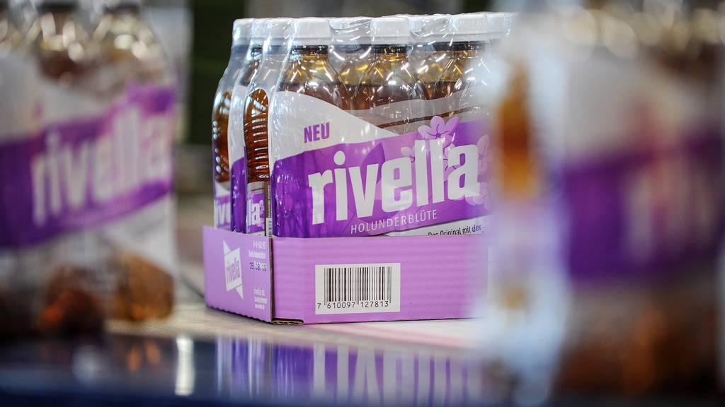 Rivella war im Ausland weniger erfolgreich – Umsatz bleibt auf Vorjahresniveau
