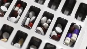 Eine Frau verabreichte eine Überdosis Psychopharmaka (Symbolbild)