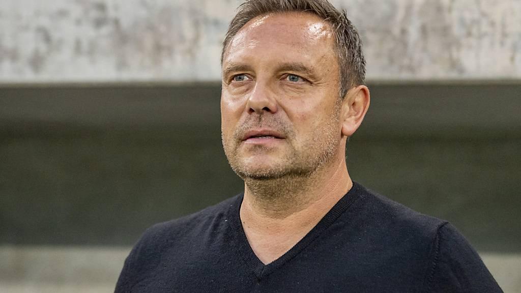 Cheftrainer André Breitenreiter hat den FC Zürich in den ersten Wochen dieser Saison vorangebracht