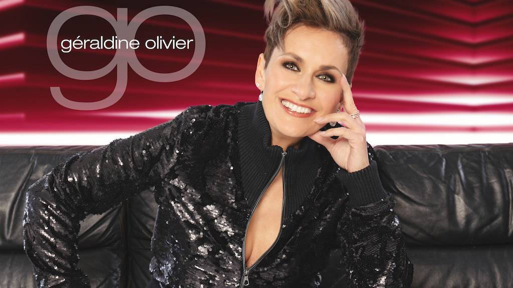 Géraldine Olivier - Ich schlaf allein auf deinem Kissen