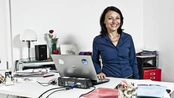 Nationalrätin Yvonne Feri