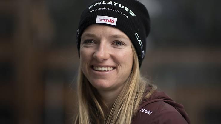 Nadine Fähndrich darf mit dem Tour-de-Ski-Auftakt zufrieden sein.