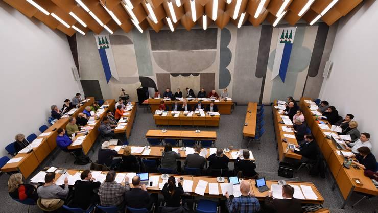 Für die neue Legislatur 2017 bis 2021 sind noch 40 Sitzen im Oltner Gemeindeparlament zu vergeben; 125 Personen bewerben sich darum.