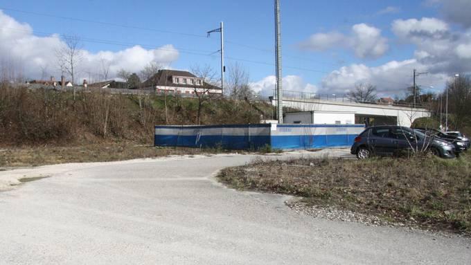 Hier will die Sterki AG bauen - ein Anwohner wehrt sich.