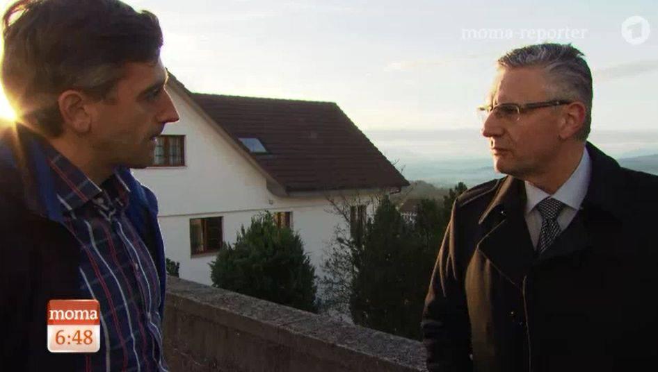 «Flüchtlinge in Oberwil-Lieli – Eine wundersame Wandlung»: Die ARD-Reportage aus dem Aargau.