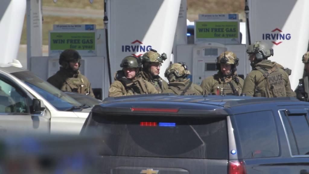 Nach Gewalttat in Kanada: Trudeau will striktere Waffengesetze