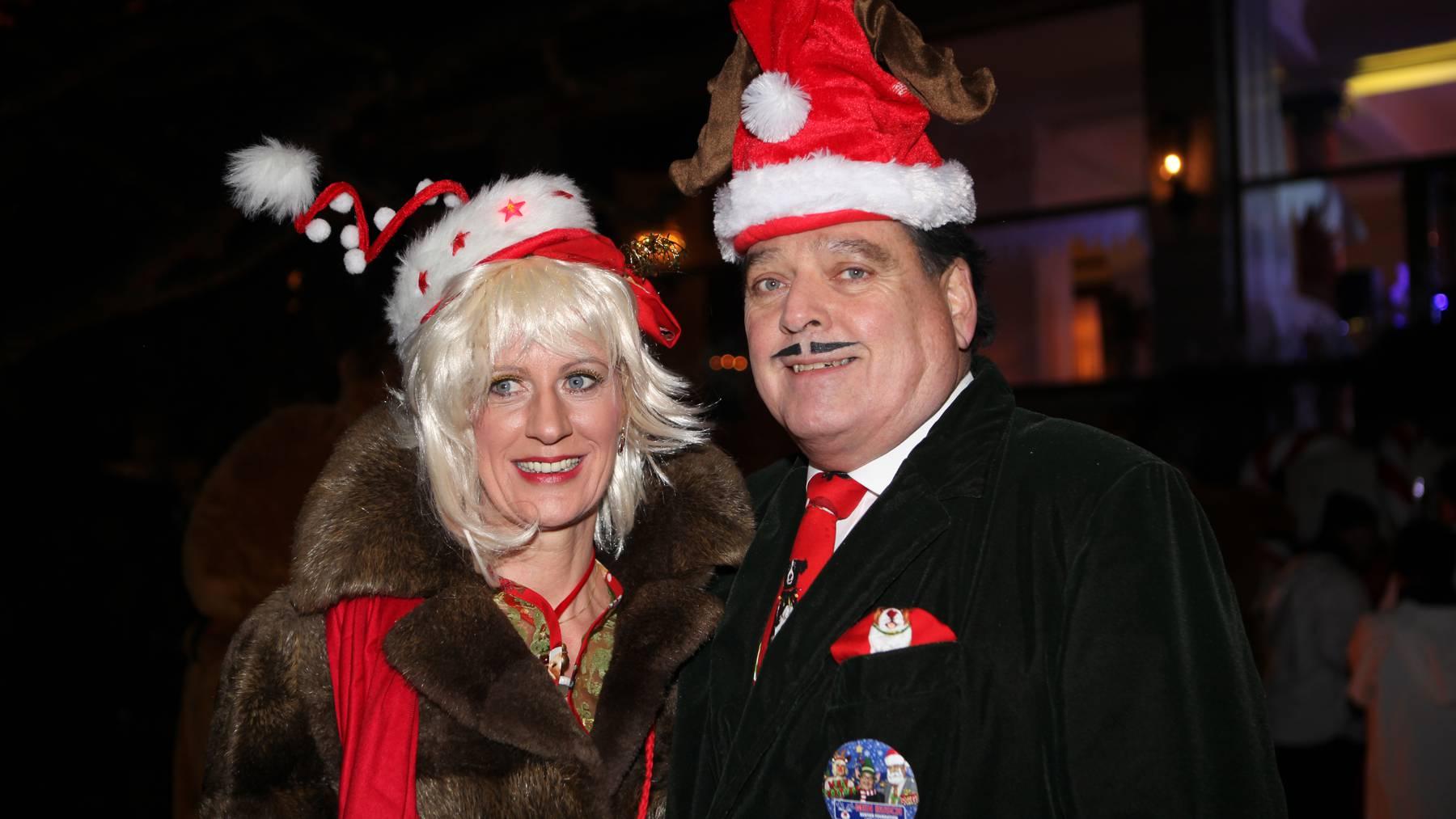 Weihnachten mit Gisela und Ruedi