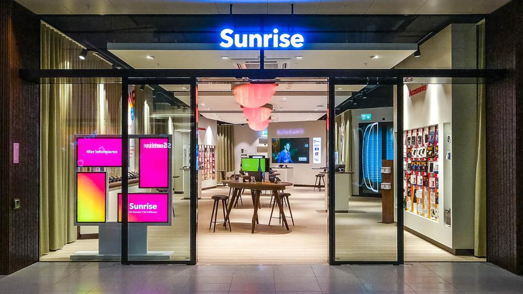 Sunrise hält Betrieb aufrecht und hebt Datenlimiten bei Mobilabos auf