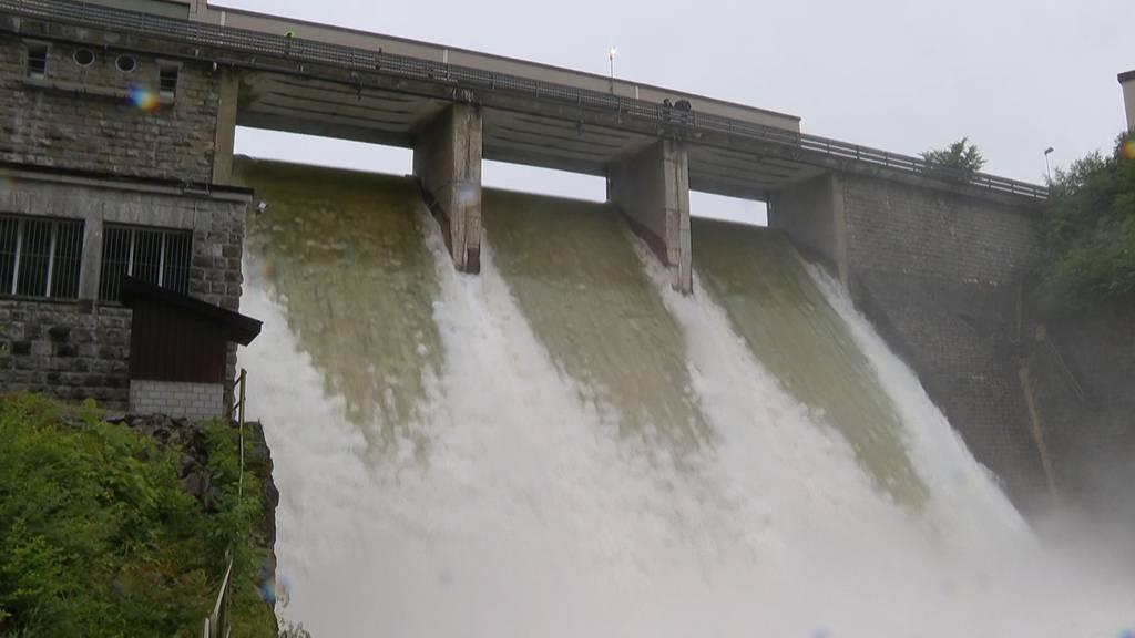 Hochwassergefahr in Zürich: Sihlsee muss abgesenkt werden