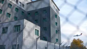 Gefängnis am Flughafen Zürich (Symbolbild).