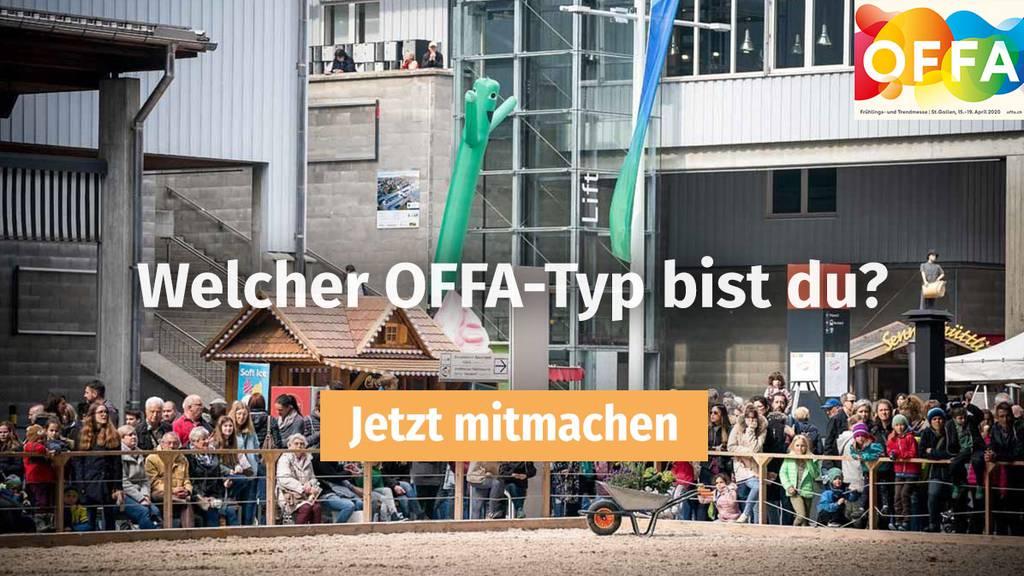 Welcher OFFA-Typ bist du? - vorbereiteter Artikel