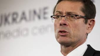 Simonovic: Ostukraine soll an Dialog teilnehmen