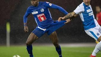 Blessing Eleke bringt Luzern im Cup gegen GC in den Schlussminuten den Sieg