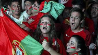 Die Fans freuten sich über den Sieg und feierten bis in die Nacht hinein. (Symbolbild)