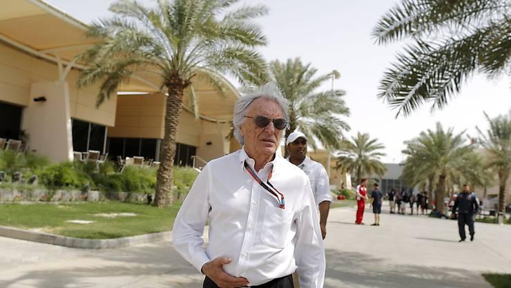 Bernie Ecclestone machte die Formel 1 zu einer Geldmaschine