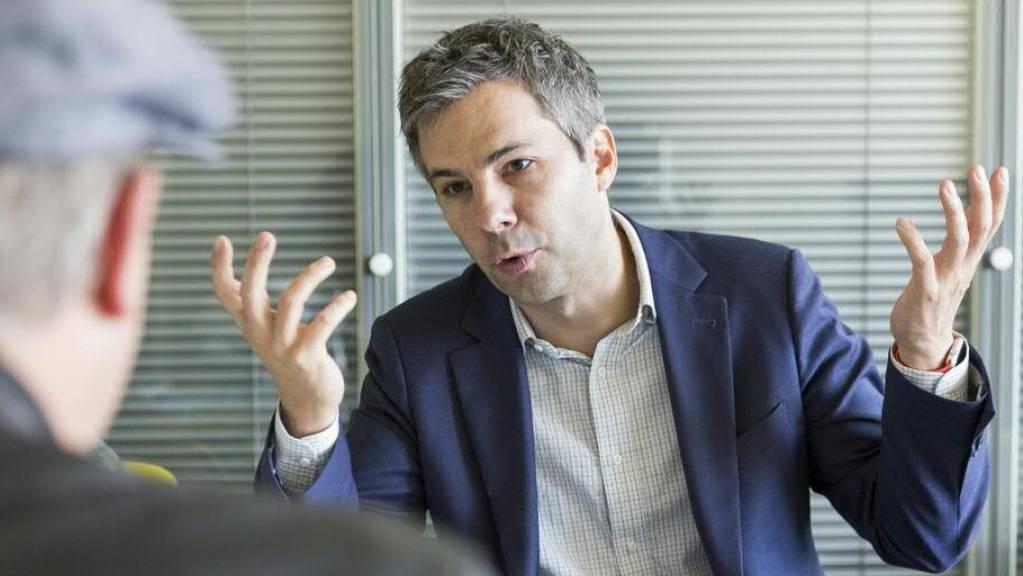 Epidemiologe Marcel Salathé schlägt gemeinsam mit anderen Wissenschaftern vor, dass die Schweiz in der Corona-Krise die Methode «Test-Isolate-Quarantine» anwenden soll. (Archivbild)