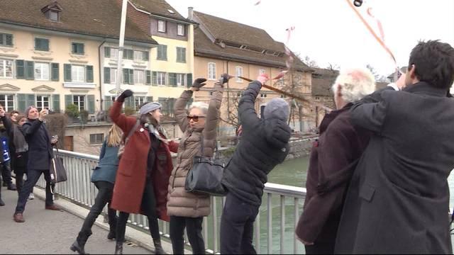 Schweizer Filmszene inszeniert ihr Ende