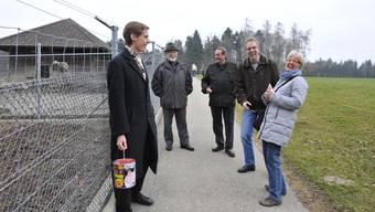 Gab zu Lachen: 1. April-Scherz des Langenthaler Tagblatts.